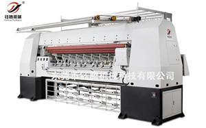 High Speed Mattress Chian Stitch Looper Quilting Machine YT-3000A 1