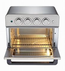 25L 1800W Mechanical Air Fryer Oven
