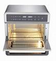 25L 1800W Digital Air Fryer Oven