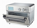 25L 1800W LCD Air Fryer Oven 2