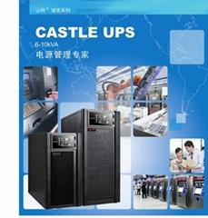 四川山特ups电源CASTLE系列C1KS-3C20KS