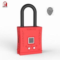 S201 Fingerprint industry padlock