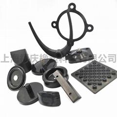 上海厂家直销耐油橡胶件耐磨密封件可定制橡胶密封件