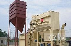 Kaolin powder grinding plant
