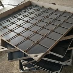 不鏽鋼隱形井蓋博成鍍鋅隱形井蓋方形井蓋