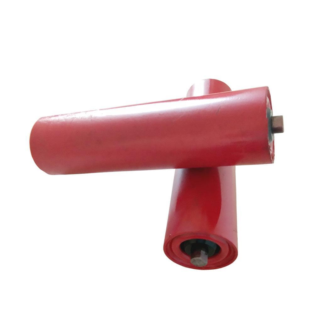 High Quality CEMA Standard Rubber Belt Conveyor Rollers 3