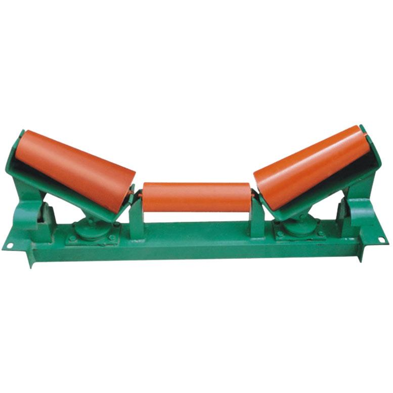 High Quality CEMA Standard Rubber Belt Conveyor Rollers 2