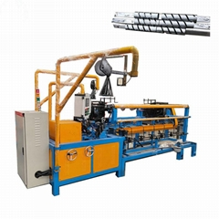 chain link mesh fence machine manufacturer and price