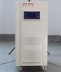 Three phase servo motor control 20kva automatic voltage regulator price for home