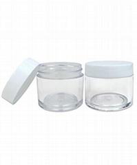 Child Resistant Acrylic Jars