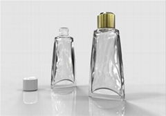 high quality custom hot selling cosmetic special toothpaste perfume bottle