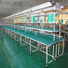 鴻成達廠家定製工廠生產線