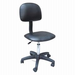 鸿成达厂家防静电背靠椅子