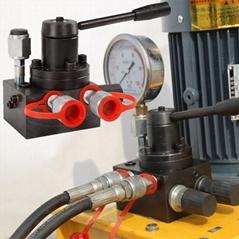 鋼觔冷擠壓機液壓機冷擠壓鉗子
