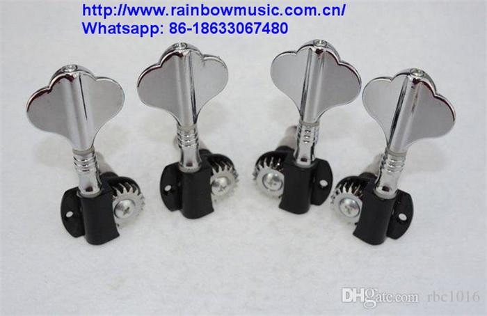 Grover Guitar Tuners Tuning Locking Pegs Metal Head Machine Heads 6