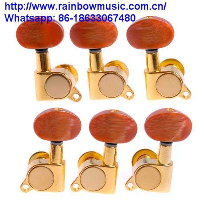 OEM Hot sale Guitar Tuners Tuning Locking Pegs guitar Machine Heads 1