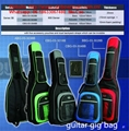 wholesale kinds of musical instruments gig bag, one piece design is available 2