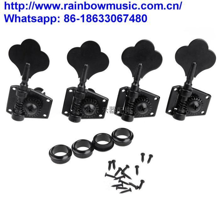 High Quality Electric Bass Sealed Knob Locking Tuning Pegs Tuner Machine Heads 1