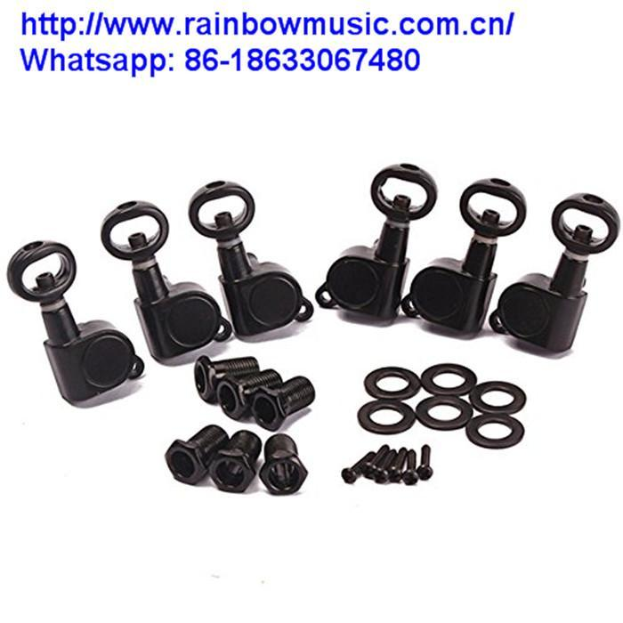 18:1 Ratio Guitar Tuning Peg Tuner Machine Heads 6R for Electric Acoustic Guitar 1