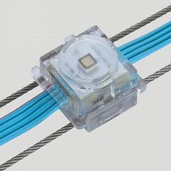 彩色像素點陣DMX512戶外LED點光源
