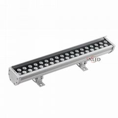 加厚型灯饰灯具108W大功率LED洗墙灯