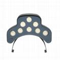 LED月牙燈8W標準DMX51