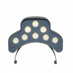 LED月牙灯8W标准DMX512