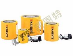 江苏凯恩特生产销售单作用薄型液压千斤顶