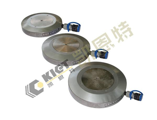 江苏凯恩特生产销售超高压超薄型液压千斤顶 1