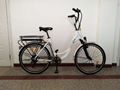 700C 28' inch 250w 36v 8fun mid drive motor city electric bicycle  3