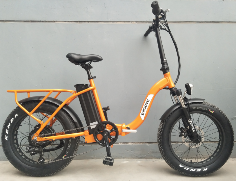 foldable electric bicycle 36v10ah 250w DC motor city ebike Lightweight electric  1