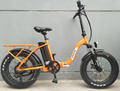 foldable electric bicycle 36v10ah 250w