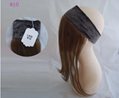 100% European Virgin Hair Iband Headband