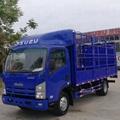 4X2 ISU-ZU Light Fence Cargo Truck Stake Vehicle  for sale 1