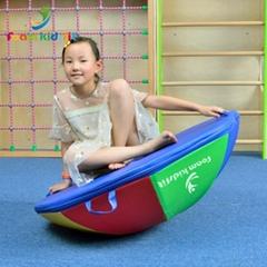 Kids balanced soft play gyro for children's fun