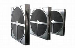 轉輪式熱交換器