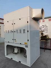青島兆星多濾筒除塵器
