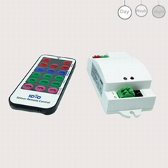 Dimming Smart 5.8G Remote Controlling Microwave Radar Motion Sensor