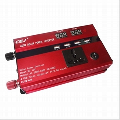 inverter with sockets & USB  600W