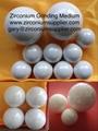 95% ZrO2 Yttria stabilized Zirconium