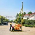 履帶式液壓勘探鑽機 180米大