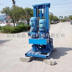 500型車載式反循環水井鑽機 工地打樁機 工程降水井打井機