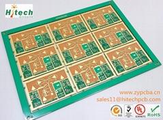 FR4 + Rogers PCB高频微波混压板