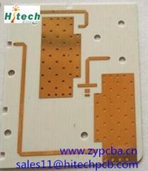 Rogers PCB板功率放大器高频电路板