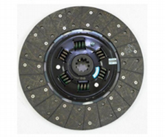 China Truck FAW Truck Spare Parts-Clutch Disc-1601210A116