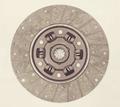 China FOTON Truck Spare Parts-Clutch Disc-1106916100004 1