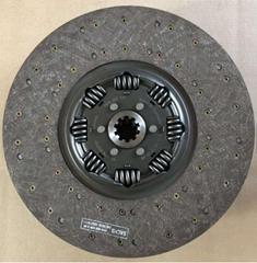 GOLDEN DRAGON Bus Spare Parts-Clutch Disc-829067