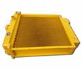 China Machinery SHANTUI SD16 Bulldozer Spare Parts - Radiator -16Y-03A-03000
