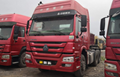 Used Truck SINOTRUK HOWO 6×4 Tractor