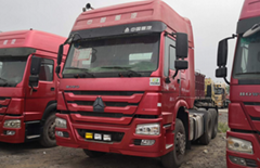 Used SINOTRUK HOWO 6×4 Tractor Truck
